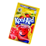 Kool Aid Instant Mix Strawberry Lemonade Tüten