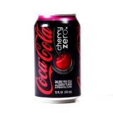 Coca Cola Cherry Zero - USA Ware