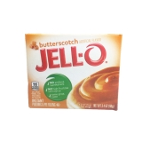 JELLO- Instant Pudding & Pie Filling Butterscotch