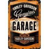 Harley Davidson Garage Blechschild