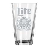 Miller Lite Trinkglas