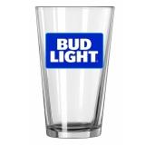 Bud Light Trinkglas