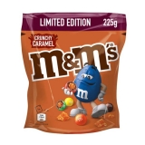 M&Ms Crunchy Caramel Bag