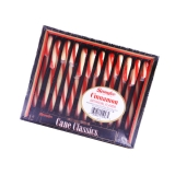 Spangler Candy Canes - Peppermint 12er Pack
